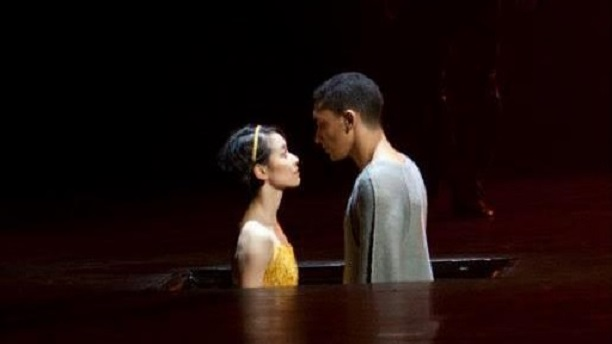 Juliet & Romeo from The Royal Swedish Ballet
