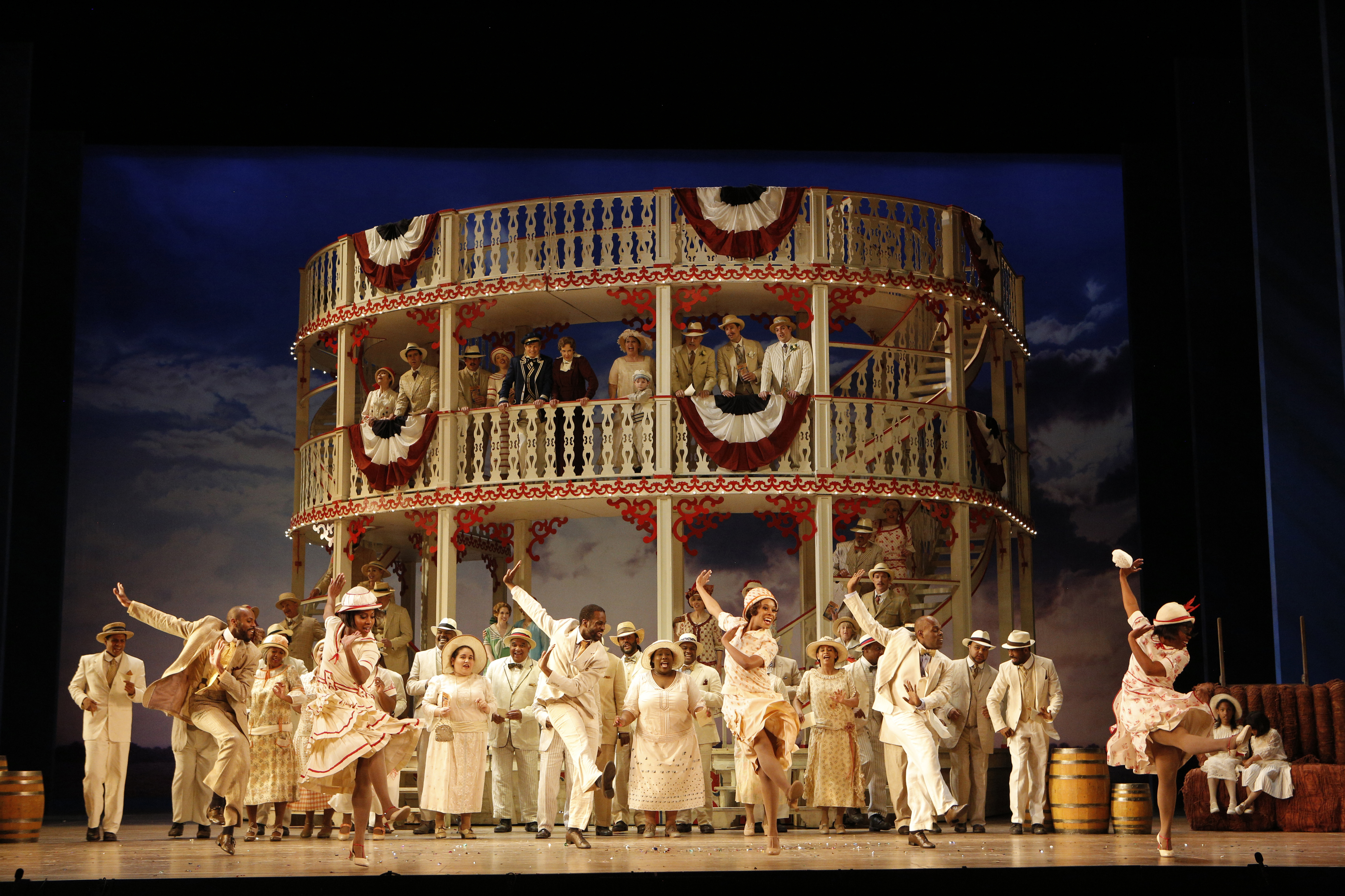 San Francisco Opera, Showboat, Francesca Zambello